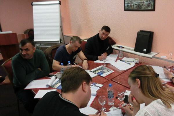 ELIT PANORAMA бизнес тренинг